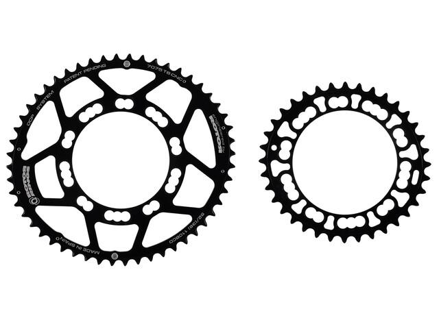 Rotor Q-Rings 110 BCD Kettenblatt Set 50/34